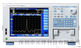 宽范围光谱分析儀 YOKOGAWA AQ6374(350nm – 1750nm)
