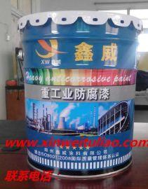 郑州市鑫威J52-81氯磺化聚乙烯防腐漆使用说明