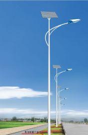 **灯杆生产商 太阳能路灯 LED光源 监控杆