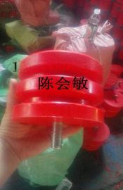 JHQ-A-1聚氨酯缓冲器Φ65*H80*16缓冲器