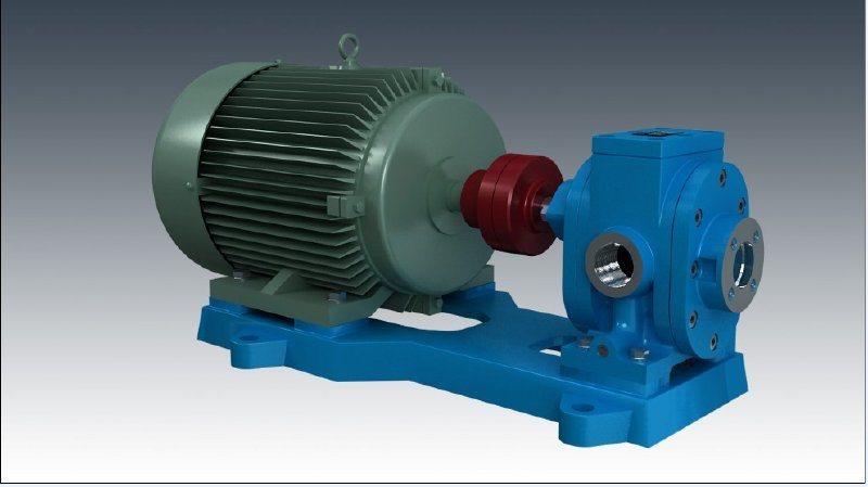 (泊泵)ZYB-B可調式渣油泵