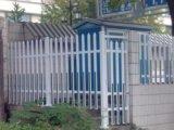 PVC塑钢围栏 变电站管式绝缘伸缩围栏价格