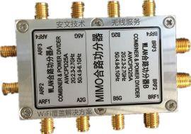 安文WLAN室内分布无漫游2-6Gwifi无线覆盖MIMO双频合路功分器