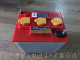 东风电动车观光车3DG220蓄电池48V-72V巡逻车消防车电瓶