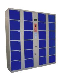 投币式智能存包柜,电子密码存包柜