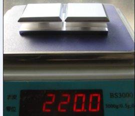 BL-B103 180度双边锌合金玻璃夹