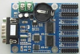 LED条屏控制卡