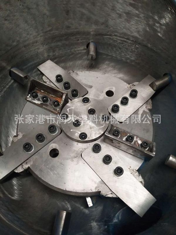 塑料薄膜团粒机 高密度聚乙烯团粒机化纤压缩HDPE膜团粒机厂家