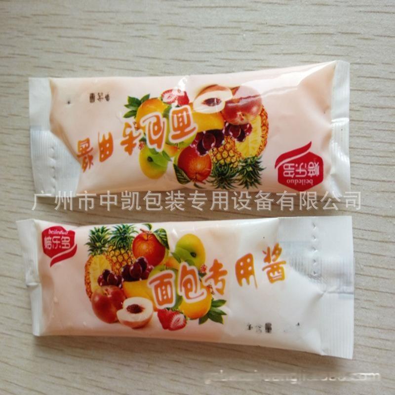 【厂家底价促销】夏季热款上市 长条水果味果冻包装机 液体分装机
