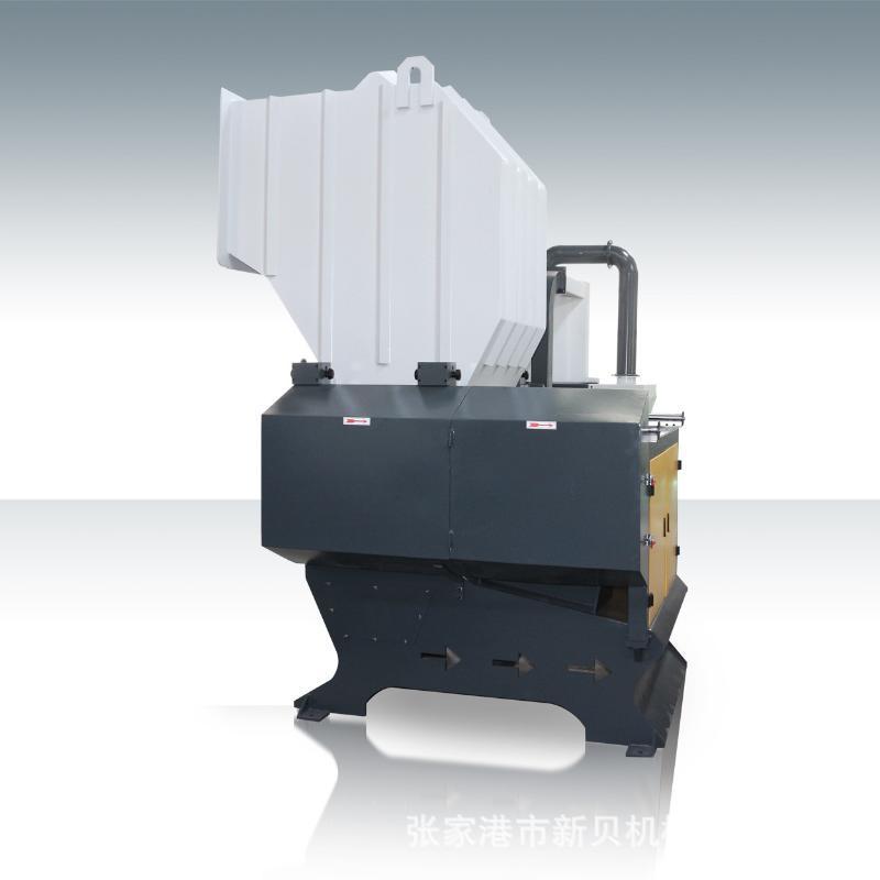 PVC、托盘、薄膜、管材等回收用 新贝PC8000经典强力破碎机