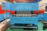 张家港辛巴克高效挤出PVC+ASA塑料琉璃瓦机器设备生产线