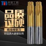 廠家直銷 訂制鎢鋼成型刀 硬質合金成型銑刀 焊接刀具 非標刀具