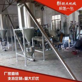 定制不锈钢造粒三级冷却风送 上料机配件三级风送