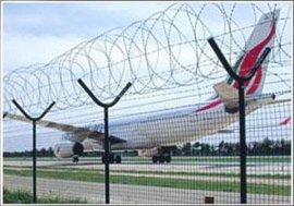 机场护栏网|西安机场护栏网|西安机场护栏网销售商|锦发护栏网厂供应