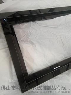 酒店不锈钢镜框 不锈钢画框 装饰不锈钢画框 可定做
