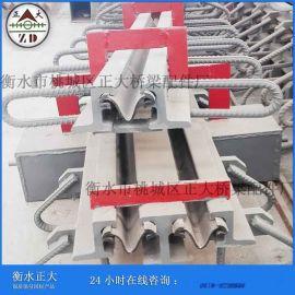 仙桃市伸缩缝 型钢桥梁伸缩缝 D80/160型常规伸缩缝价格