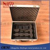 定制l铝合金工具箱、密码锁手提箱、仪器箱来图定制、设备运输箱