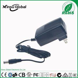 24v1a电源适配器 vi能效 美规UL FCC认证24v1a电源适配器