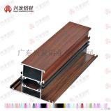 興發鋁材|木紋鋁合金門窗型材|隔熱節能鋁型材