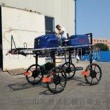 厂家供应52马力700L自走式打药机柴油四驱打药车