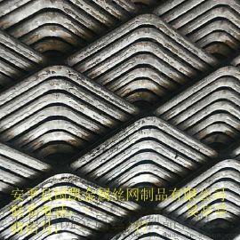菱形钢板网片     鱼鳞孔钢板网    六角孔钢板网片