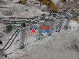 新疆和田玉石開採成型好效益高液壓開採劈裂機