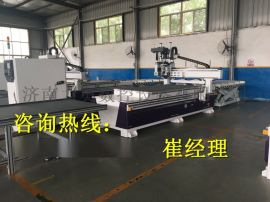 板式家具四工序开料机的生产速度|加工中心工厂