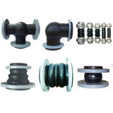 厂家生产 单球橡胶软接头 橡胶减震喉  质量保证