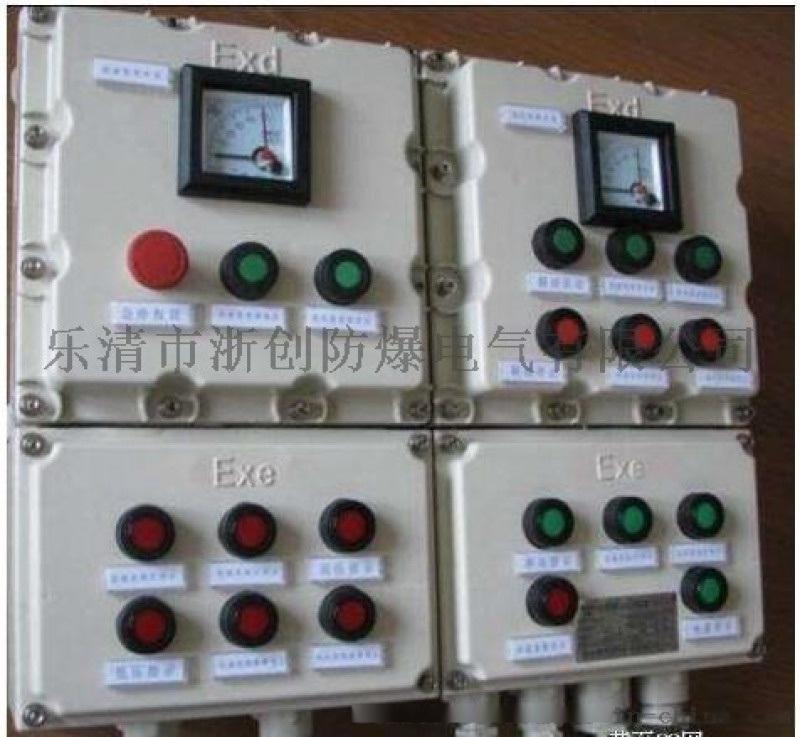 BZC81-A2B1带电流表防爆开关箱