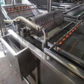 香菇腿清洗机 多功能气泡清洗机 蔬菜水果清洗设备