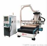 济南板式家具生产线,四工序开料机