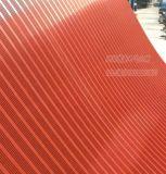 耒陽紅色絕緣膠墊 3mm絕緣膠墊厚度-防滑絕緣膠板