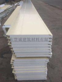 外墙保温工程建筑材料 聚氨酯保温隔热 镀锌彩钢