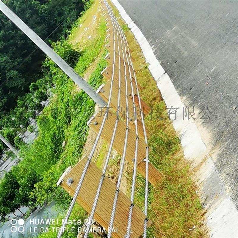 绳索防撞护栏_防撞绳索护栏_景区绳索护栏