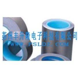 网格导电布胶带 高导电胶带 条纹导电布胶带 昆山厂家直供