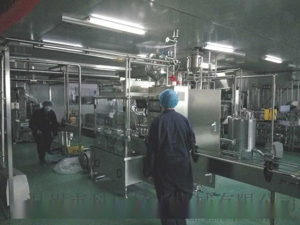玻璃瓶巴氏奶生產設備 (2000瓶)小型巴氏奶生產線 新型牛奶設備