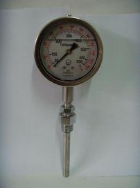 czxyyb充油防震表盘式温度计,压力式温度计