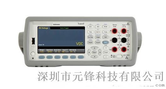 34461A 數位萬用表/6½ 位/34401A 替代產品/最大600VDC/440VAC