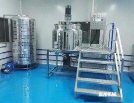 富邦洗发水设备厂家,供应高质量的洗发水设备