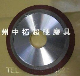 滚刀刃口修磨用超硬金刚石CBN砂轮