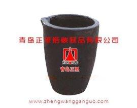 优质带嘴碳化硅石墨坩埚 带咀碳化硅石墨坩埚供应商