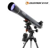 星特朗90EQ高清高倍 夜视观星天文望远镜