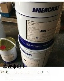 **PPG油漆式玛sigmadur550聚氨酯面漆RAL6011