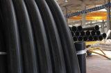 黑色pe給水供水管廠家直銷管材1.25Mpa