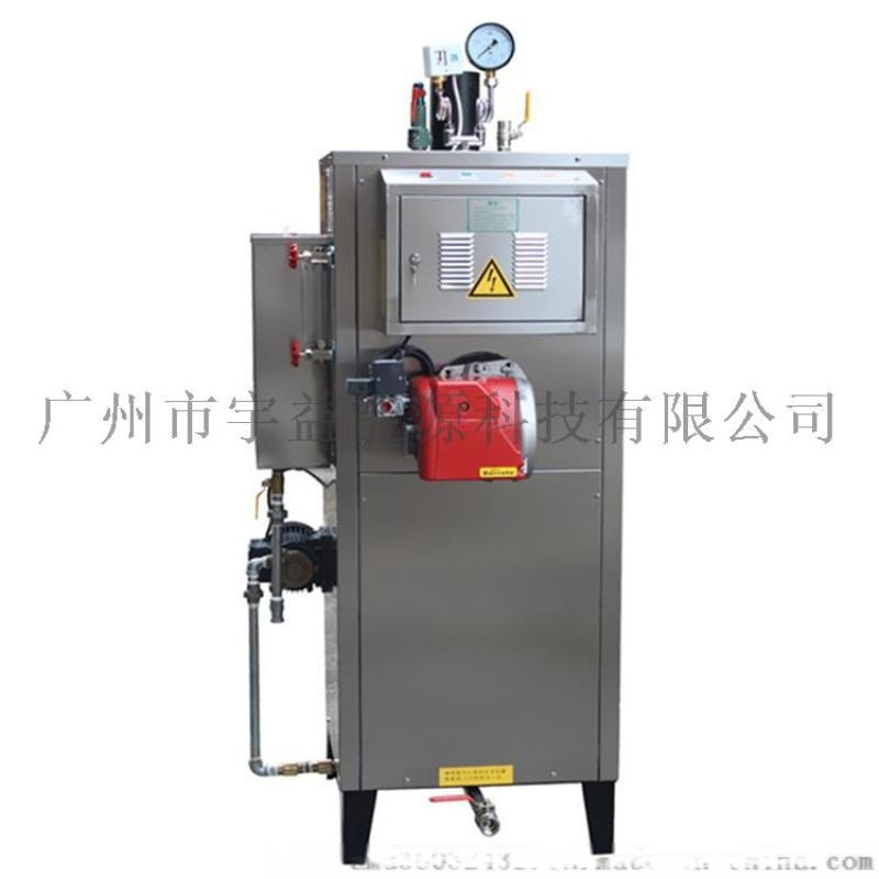 小型服装厂干洗店洗衣店用燃气蒸汽发生器 60KG 宇益柴油锅炉