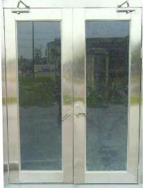 佛山市不锈钢防火门厂开具佛山市乙级不锈钢玻璃防火门产品供货证明