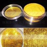 **金粉颜料制香专用999超闪油漆涂料进口黄金粉
