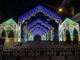 LED造型燈拱形門造型