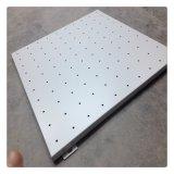工程氟碳鋁單板 定製2毫米氟碳全衝孔鋁單板幕牆安裝
