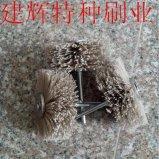 廠家直銷磨料絲拋光刷 木雕打磨拋光花頭